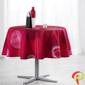 Nappe ronde antitache